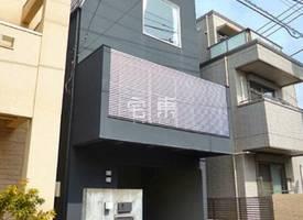 東京·A family built in Setagaya, Tokyo near Shibuya