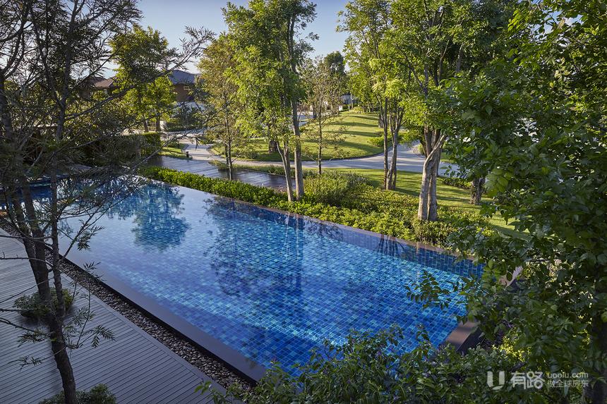 泰国清迈-Burasiri宫廷别墅