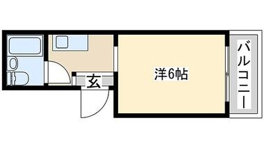 日本大阪-梅田北包租公寓