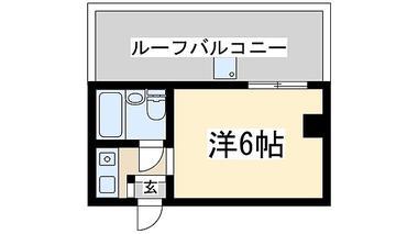 日本大阪-梅田北公寓