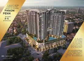 ·柬埔寨华人首富的倾力之作——金边 Royal Platinum 皇家铂晶