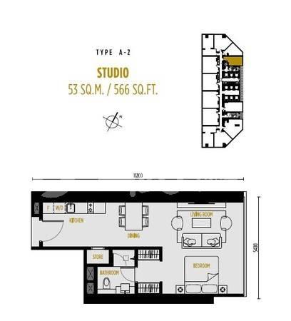 マレーシアクアラルンプール-SO SOFITEL Apartment Five Star Hotel Apartments in KLCC, Kuala Lumpur