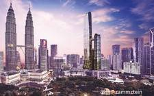 Malaysia-SO SOFITEL Apartment Five Star Hotel Apartments in KLCC, Kuala Lumpur