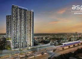 曼谷·素坤逸零米地铁河景公寓