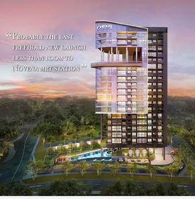 新加坡-新加坡市区地标建筑 One Pearl Bank 万宝轩