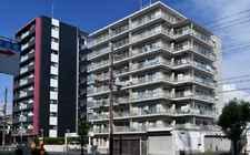 日本大阪-【Square meter 1w4】 Osaka Own Apartment Information 0409 @In front of my grandson