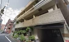 JapanTokyo-[Small throw series] Line Build Shinjuku Gyoen
