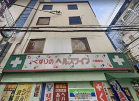 "大阪·""One Building"" NO.12- Full Rent Commercial Building in Shinsaibashi Shopping Street"