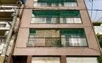 """日本大阪府-""""One Building"""" NO.6-Qianbennan 16-bedroom apartment building"""