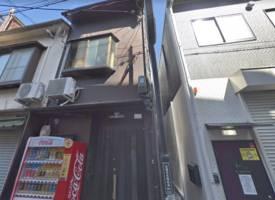 大阪·「优墅」NO.62-难波南三轨三层别墅