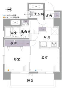 日本东京-东京台东区浅草藏前精品公寓 地铁站4分钟