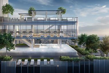 泰国曼谷-曼谷云上·素坤逸23 - Cloud Residence Sukhumvit23