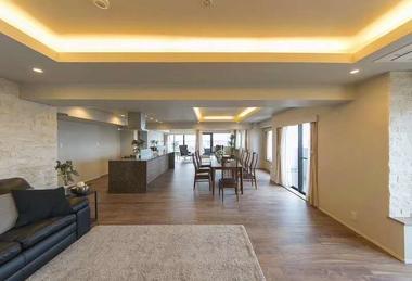 日本东京-东京练马区春日町豪华公寓 稀少户型超大面积