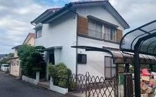 "JapanSennan-gun-""Youshu · yard series"" NO.5-Quannan County courtyard with garage villa"