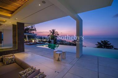 泰国-青瓷別墅 (Celadon Villa)