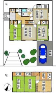 日本泉南市-「优墅·院子系列」NO.6-泉南庭院独栋别墅