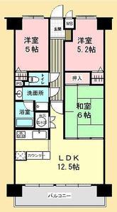 日本东金市-「优小房NO.137」ダイアパレス東金第二