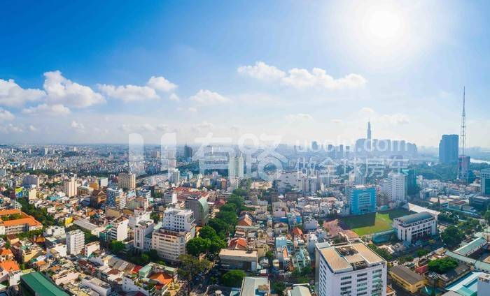 VietnamHo Chi Minh City-The Marq District 1