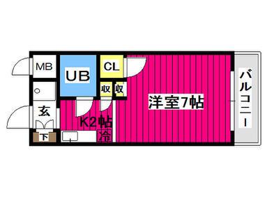 日本仙台市-「优小房·NO.157」メゾン・ド・ポルカ