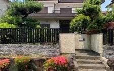 """日本泉南市-""""Youshu·Yard Series"""" NO.14-Quannan iron bone courtyard garage villa"""