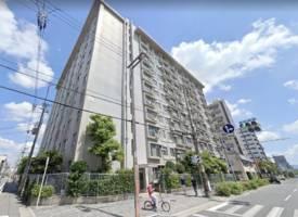 """大阪·""""Yukobo NO.186"""" Ikuno Heights Room 313"""