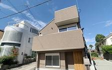 日本神户-神戸市東灘区岡本 一戸建て