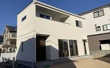 JapanMatsuyama City-Furumitsu 6-chome Newly built detached house