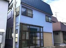 小樽市·「优墅·院子系列」NO.19-北海道小樽JR双线别墅