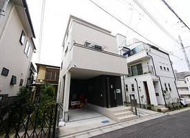 東京·3-chome, Ikebukuro, Toshima-ku All rooms facing south A house with a comfortable breeze