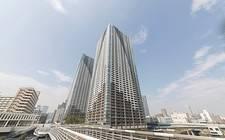 JapanTokyo-THE TOKYO TOWERS MID TOWER 46階