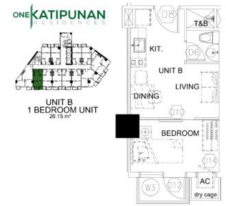 菲律宾奎松-马尼拉壹号智能公馆