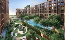 タイバンコク-Bangkok High Speed Rail Student Apartments