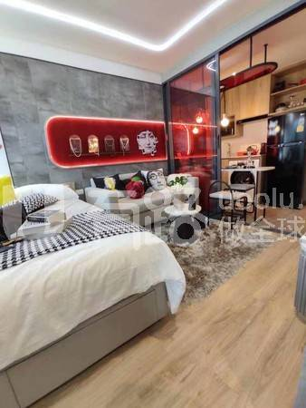 ThailandBangkok-Bangkok High Speed Rail Student Apartments
