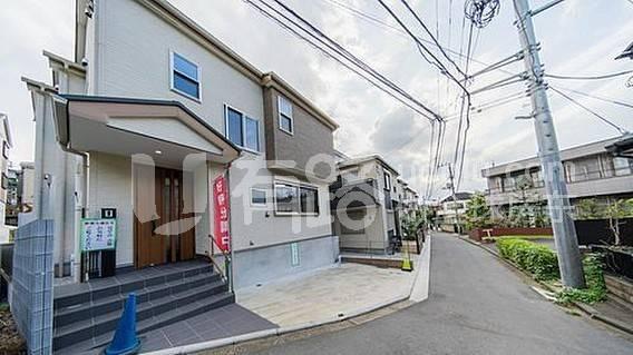 日本横浜-5-chome, Kikuna, Kohoku-ku, Yokohama City Newly built condominiums 9 buildings D