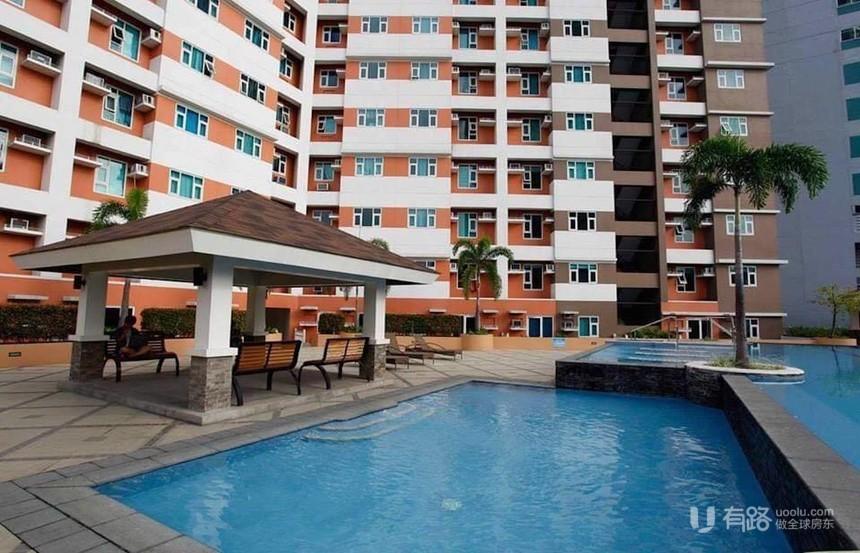 菲律宾大马尼拉-盖特威公寓Gateway Regency Studios