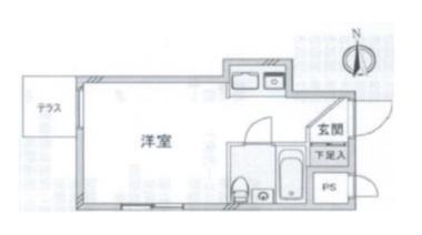 日本东京-「东京投资公寓」スカイコート駒沢第2