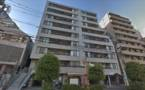 日本东京-「东京投资公寓」コスモシティ市ヶ谷