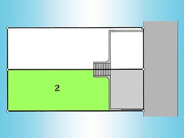 日本东京-小田急線 鶴川駅 鶴川4丁目 土地 2号地