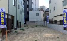 日本大阪-【売土地/条件付 住吉区清水丘3丁目】 駅近2沿線利用可