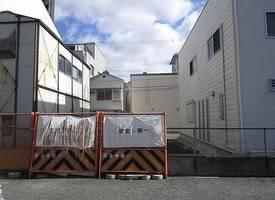 大阪·中本5丁目 建築条件付き宅地