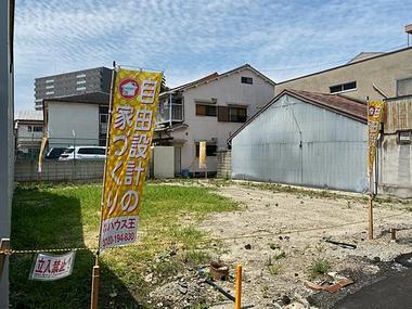 日本大阪-東淀川区西淡路4丁目 売土地