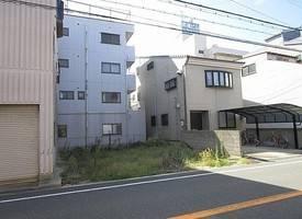 大阪·大今里2丁目 売土地