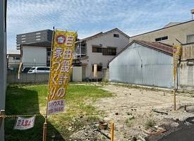 大阪·東淀川区西淡路4丁目 売土地