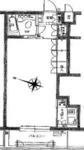 日本东京-「东京投资公寓」ワコーレ代々木2