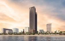 菲律宾马尼拉-滨海金沙湾