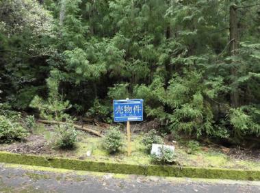 日本津市-「土地」近温泉+高尔夫俱乐部 别墅用地