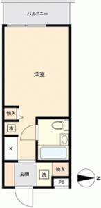 日本东京-「东京投资公寓」トップ下赤塚第三