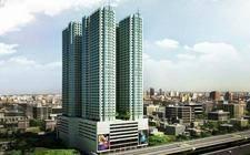 菲律宾奎松-维多利亚五轨公寓