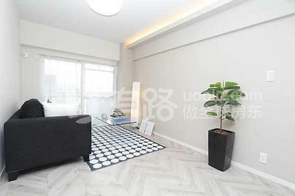 日本东京-「东京投资公寓」町屋ビューハイツ