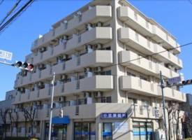 东京·「东京投资公寓」パレ·ドール亀有Ⅱ